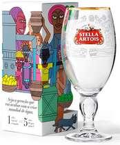 Cálice Stella Artois Balad Uganda - 250ml