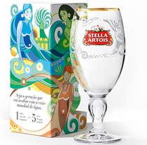 Cálice Stella Artois Balad Brasil - 250ml