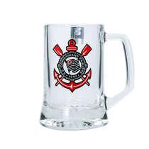 Caneca Cerveja Corinthians 280 ml - Logo