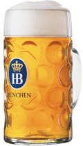 Caneca Hofbräu ( HB ) 1 litro