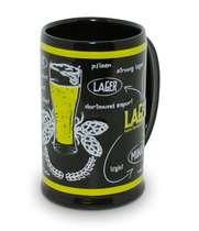 Caneca em cerâmica - Tipos de Cerveja - 400ml
