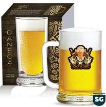 Caneca para cerveja Rock 400 ml