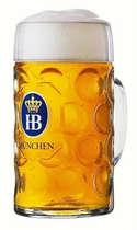 Caneca para cerveja ( HB ) Hofbräu 500ml