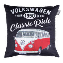 Capa de Almofada VW Fusca Classic Ride -  45x45cm
