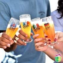 Conjunto 4 Copos - Cerveja pelo Mundo - Munich 200 ml