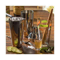 Kit Cocktail - Mixologist Set Libbey - 9 peças