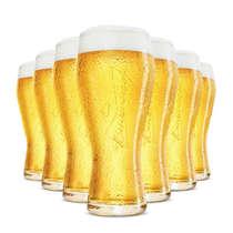 Kit 6 Copos para Cerveja Budweiser - 400ml