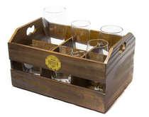 Kit Degustação de Cerveja- 6 peças
