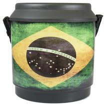 Cooler térmico com alça 24 Latas - Brasil