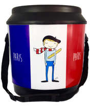 Cooler térmico com alça 24 latas - Baguete