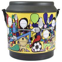Cooler Térmico com alça - 24 latas - Happy Family