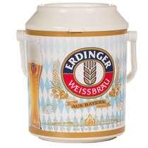 Cooler Térmico para Bebidas - Erdinger - 07 litros/ 10 latas