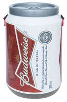 Cooler para 24 latinhas - Budweiser