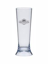 Copo Acrílico Cerveja 300 ml - Cervejaria Leopoldina