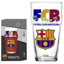 Copo Barcelona FCB 470 ml - Coleção Oficial