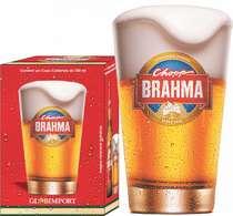 Copo Caldereta Brahma - 350 ml