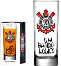 Copo Cerveja Scotland Corinthians 330 ml - Bando de Louco