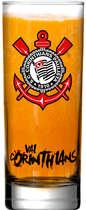 Copo Cerveja Scotland Corinthians 330 ml - Vai Corinthians