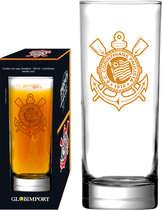 Copo Cerveja Scotland Corinthians 330 ml - Logo Ouro
