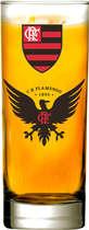 Copo Cerveja Scotland Flamengo 330 ml - Urubu
