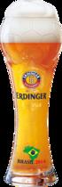 Copo Erdinger 500ml - Word Cup 2014 ( Colecionador )
