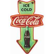 Placa MDF - Ice Cold Drink