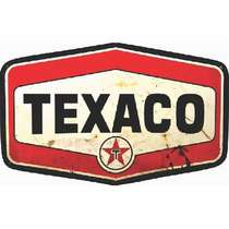Placa MDF Texaco