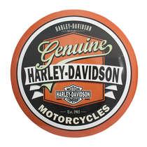 Escudo de Metal - Harley-Davidson 45 cm