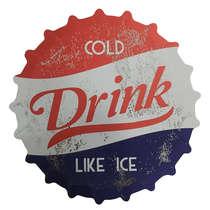 Jogo Americano para Mesa - Cold Drink - 2 peças