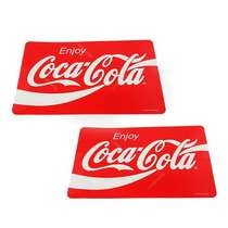 Jogo americano para mesa - Enjoy - Coca Cola Coleção Oficial - 2pçs