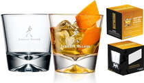 Kit 2 Copos Whisky Johnnie Walker - 300 ml