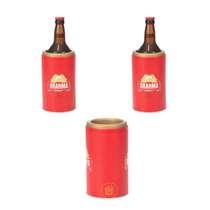 Kit Especial Brahma - 2 Cervegelas 600 ml Edição Luxo