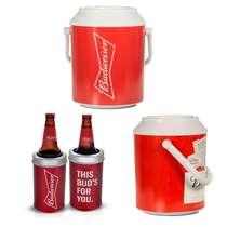 Kit Especial Budweiser - Cooler  + Cervegela 600 ml