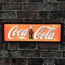 Luminoso Coca Garrafa - 50 cm