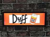 Luminoso Duff - 50 cm