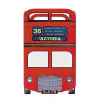 Lixeira Ônibus London