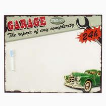 Lousa de Vidro com impressão digital - Garage 24h