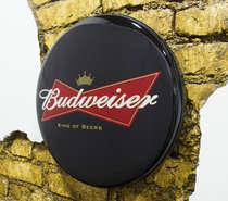 Luminoso Budweiser - 40 cm