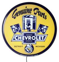 Luminoso Chevrolet Genuine Parts - 40 cm