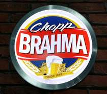 Luminoso Chopp Brahma - 31cm