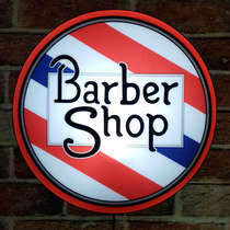 Luminoso Classic Barber Shop - 40 cm