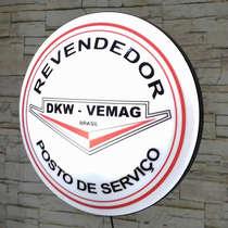 Luminoso DKW VEMAG - 40cm