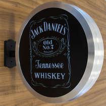 Luminoso Duplo Jack Daniel´s - 31cm