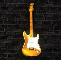 Luminoso Fender Stratocaster Aztec Gold 1964