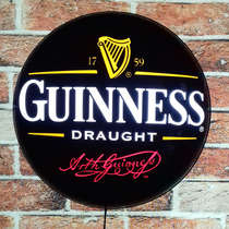 Luminoso Guinness Black - 40cm