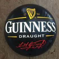 Luminoso Guinness Bolha - 42 cm