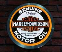 Luminoso Harley Davidson - 31cm