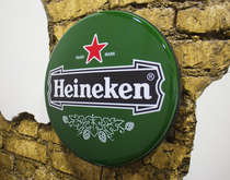 Luminoso Heineken - 40 cm