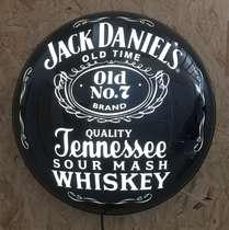Luminoso Jack Daniels Bolha - 42 cm