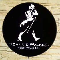 Luminoso Johnnie Walker Black - 40 cm